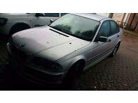 BMW 3 SIRES 5 DOORS MOT 09/16 ONLY £395