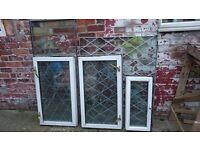 upvc glass panels