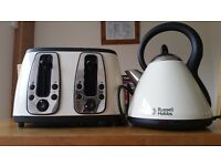 Matching Kettle & Toaster
