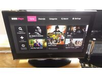 "Samsung 42"" 1080p Full HD Freeview Plasma TV £130"