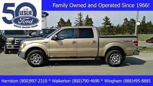 2011 Ford F-150 Lariat 4X4 | One Owner | Tow Pkg