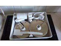 KitchenAid Food Processor Accessories - not including food processor