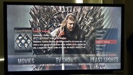 The Kodi King - Amazon Fire TV Sticks with Kodi and Mobdro