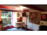ROOM TO RENT FOR THE MONTH -AUGUST-FESTIVAL-