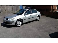 Renault megane 2008 one owner from new