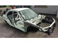 Mitsubishi Evo 6 Shell