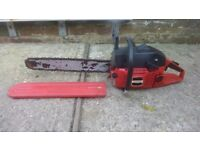 Jonsered/husqvarna 630 62cc large made to last chainsaw big 170 psi compression