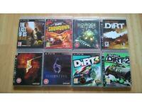 80 Playstation 3 PS3 Games Bundle