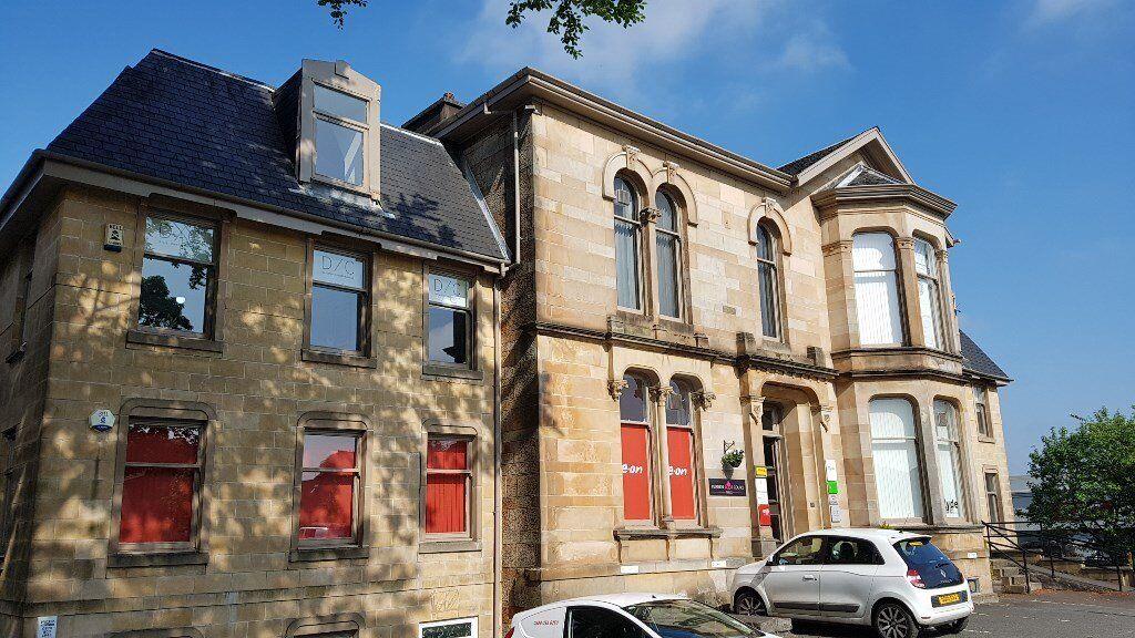 Mirren Court Three - 495 sqft office to
