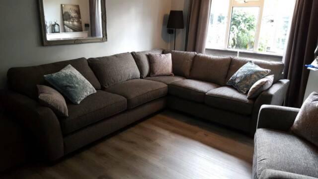 finest selection 43d61 e5482 DFS Sophia Corner Sofa | in Crawley, West Sussex | Gumtree