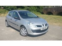 2008 RENAULT CLIO 1.2 IDEAL LEARNER CAR - NEW MOT