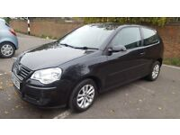 VW Polo 1.2 S, Service History, Only 1 keeper. 6 months warranty.
