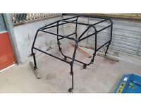 Landrover 90 full roll cage