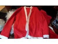 Large size Santa suit