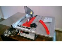 BRAND NEW HEAVYDUTY TABLE SAW 254MM