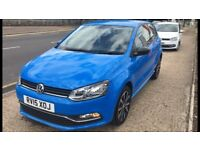2015 VW Polo 1.0, £20 road tax, Facelift, Bluetooth, Immaculate Condition, Full VW Service History