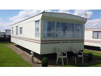 6 berth caravan to rent chapel st Leonards