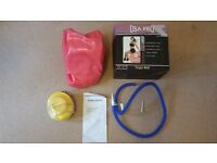 Gym Ball / Exercise Swiss Ball 65cms USA Pro Pink for Yoga Pilates etc