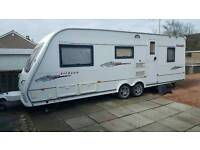ELDIS Ranger Sirocco 5 berth in excellent condition only 2 previous owners
