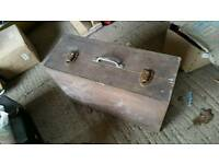 Traditional Carpenters Chest