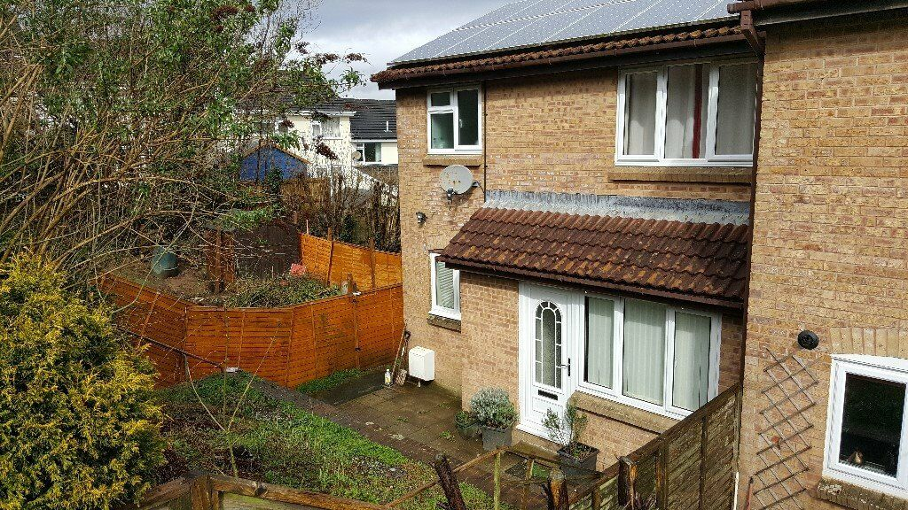Modern, unfurnished, 1 bedroom House in Upper Chaddlewood Plympton.