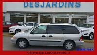 2003 Ford Windstar ***UN SEUL PROPRIO*** BAS KM, *SHOWROOM*