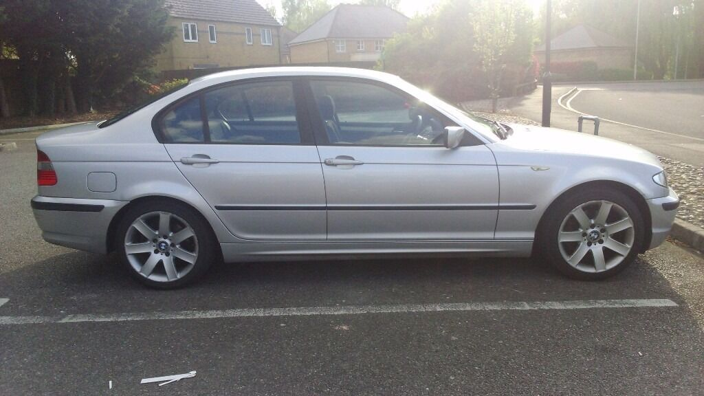 bmw e46 320d 2002 r 150 hp mot oct in ashford kent gumtree. Black Bedroom Furniture Sets. Home Design Ideas