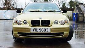 "BMW 316TI Not ""330D 320D Golf Type R CIVIC"""