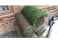 Turf! 18 rolls £35 delivered anywhere in Ashford,kent