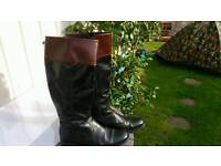 Gabor real leather boots 8
