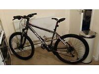 Carrera Vengeance Mountain Bike like New £150 ono