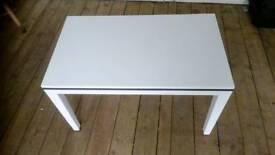 Corian coffee table