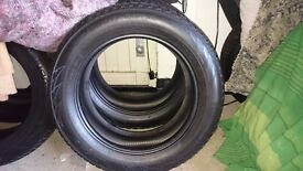 New Nokian Winter Tyres x4 (215/60R17) For Sale