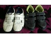 Boys footwear size 4