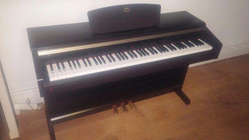 yamaha arius. yamaha arius ydp-181 88 key digital piano