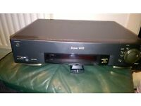 Panasonic NV-HS900 S-VHS/SUPER VHS/VCR/VIDEO RECORDER