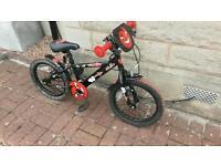 Appollo Urchin kids bike (bmx bicycle)