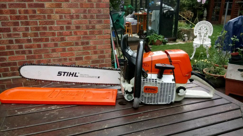 Stihl Ms440 Chainsaw In Heybridge Essex Gumtree