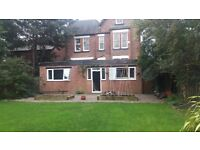 Huge 1000 sq feet One bed, lounge & Huge dining kitchen gas c.h. private garfen C Tax £105 pcm b