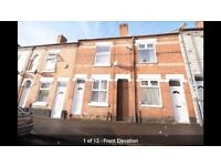 2 Bed Room House For Rent On Depot Street ,Normanton, derby