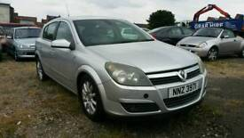 2005 VAUXHALL ASTRA CDTI 1.7 DIESEL , , PRIVATE PLATE , , CHEAP CAR