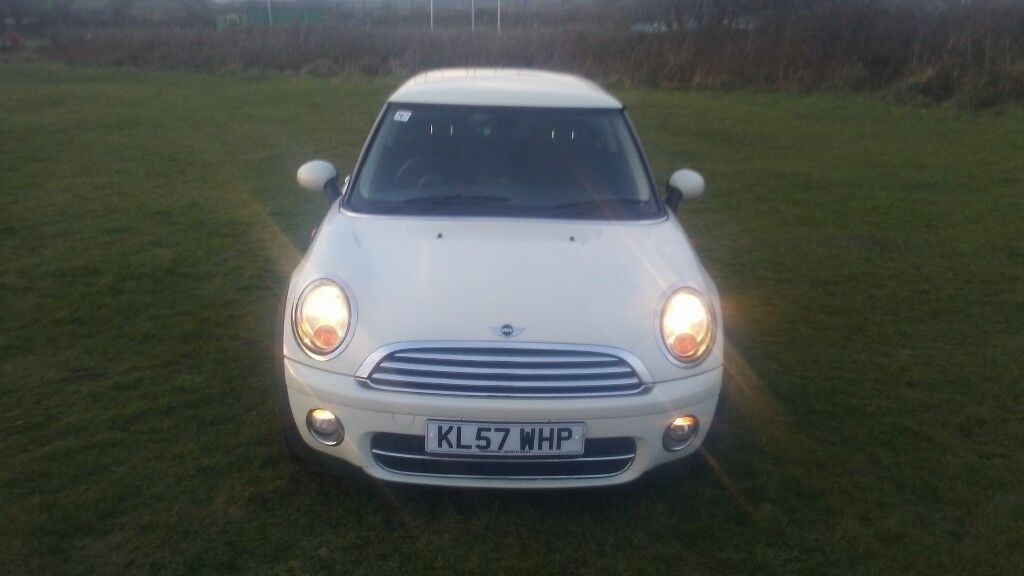 2007 Mini Cooper D 16 Hdi Diesel In Redruth Cornwall Gumtree