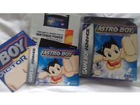 ASTRO BOY OMEGA FACTOR NINTENDO GBA / PAY PAL / SECURE POSTAGE.