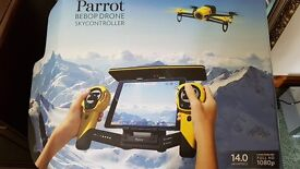 Parrot Bebop Drone with skycontroller and built in camera