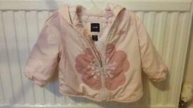 girls jacket 6-12 months