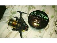 3x Daiwa whiska ss2600 reels