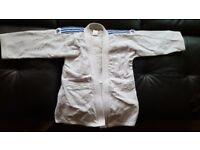 Adidas Judo uniform top (used) 160cm