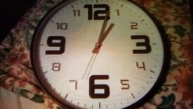 Large dial clock. Brand New. Collect today cheap