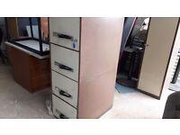Fireproof 4 drawer cabinet safe