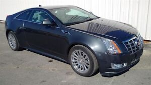 2014 Cadillac CTS Coupe Premium AWD Nav Roof - One Owner